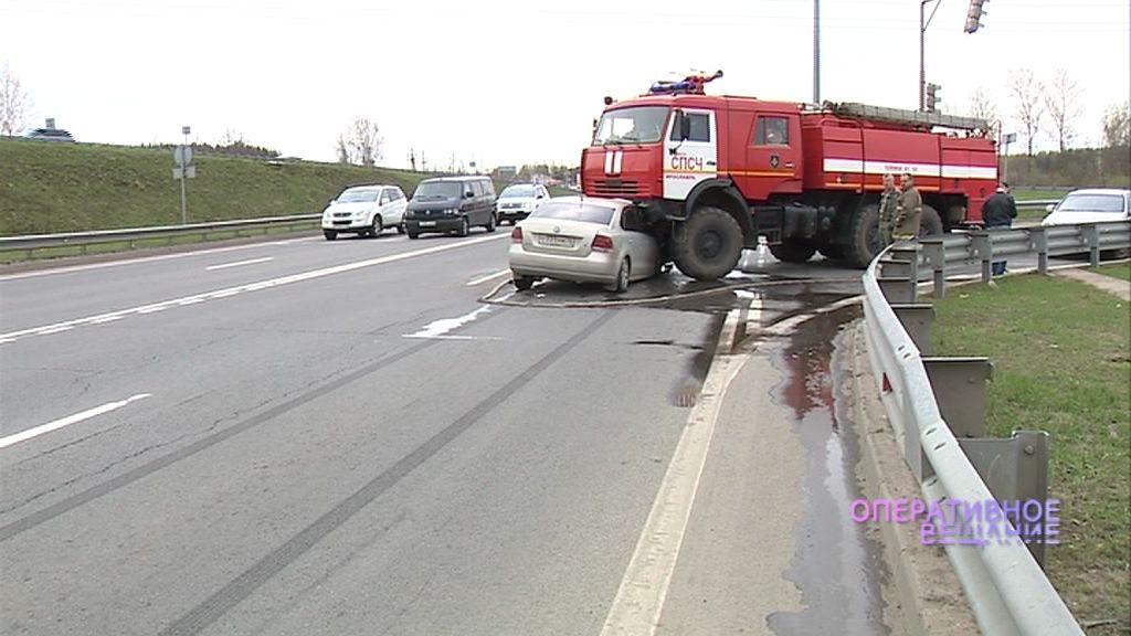 Новые подробности ДТП с пожарной машиной: женщина-водитель не пропустила грузовик со спецсигналом