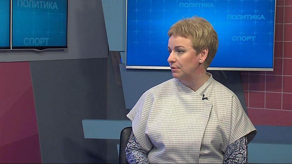 Программа от 15.05.17: Юлия Рыбакова