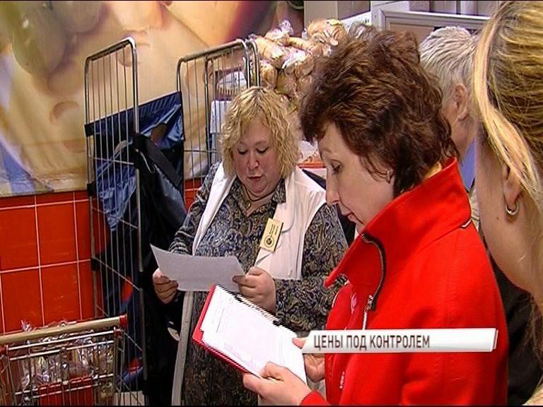 Общественники и депутаты проверили крупный супермаркет