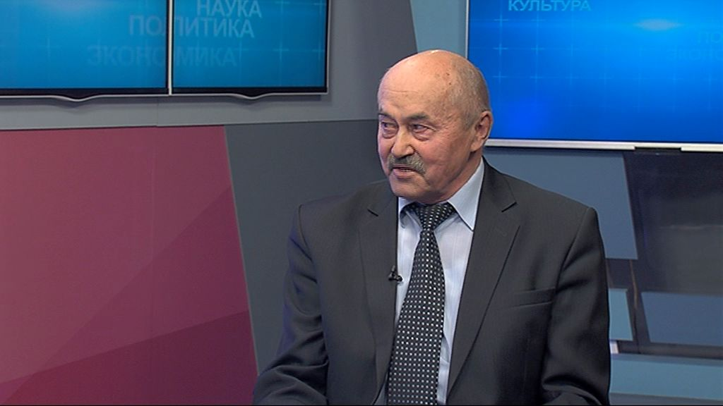 Программа от 17.05.17: Владимир Столяров