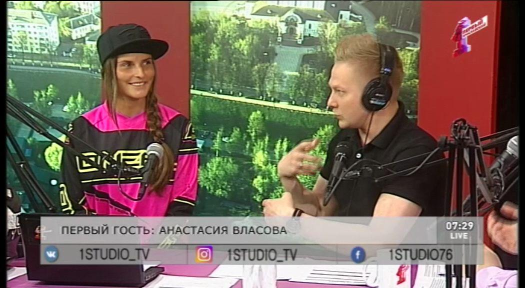 Анастасия Власова о том, как нелегко быть девушкой-байкером