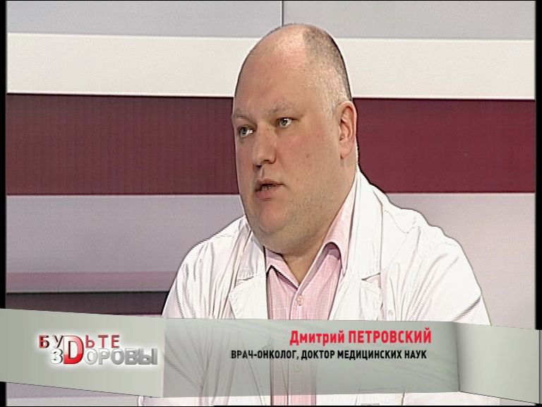 Программа от 18.05.17: рак молочной железы