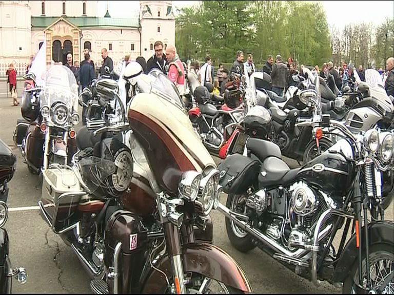 В Ярославле отгремел фестиваль Moto Family Days