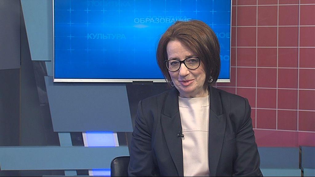 Программа от 19.05.17:Наталья Левицкая