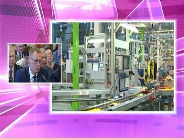 Ярославская область стала первой в ЦФО по темпам промышленного роста