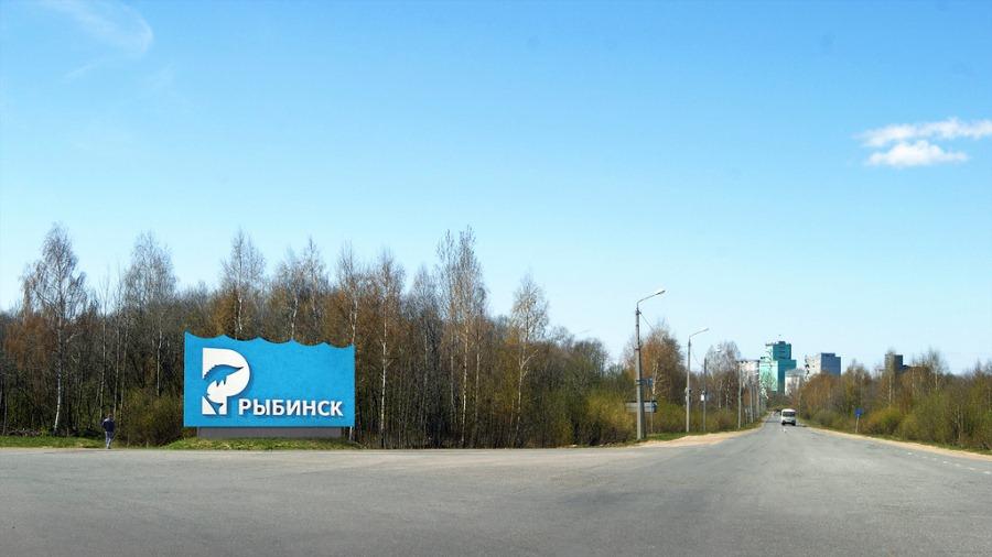 «Стерлядь» будет встречать посетителей Рыбинска