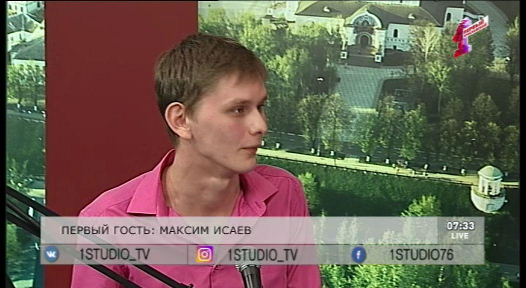 Максим Исаев: «Саксофон не очень гигиеничный инструмент»