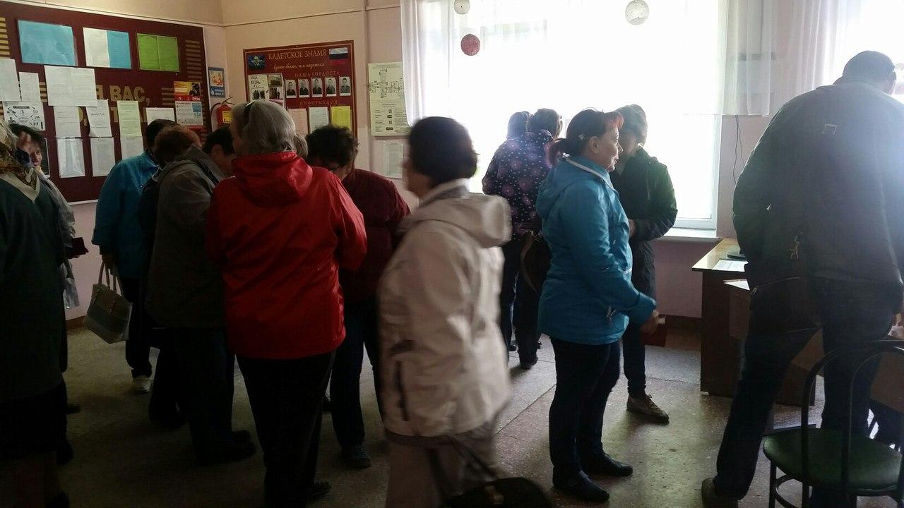 Предварительное голосование в Заволжском районе: талоны на сахар и беспроигрышная лотерея