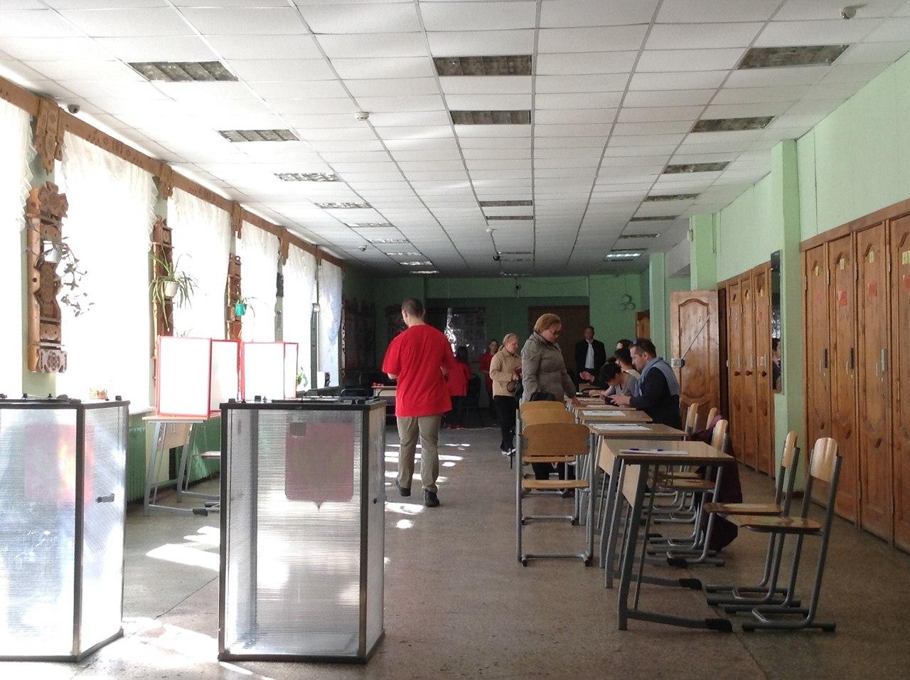 Александр Дегтярев: Предварительное голосование – общение с населением»