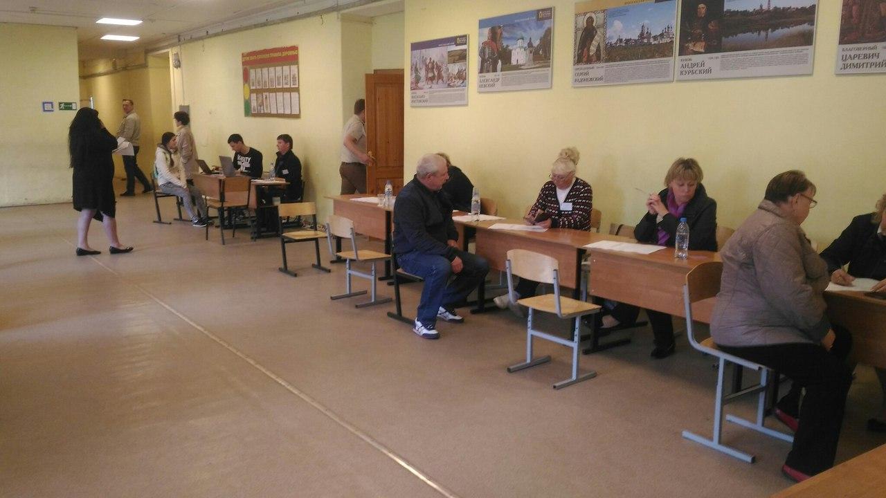 Более 19 тысяч ярославцев уже пришли на предварительное голосование