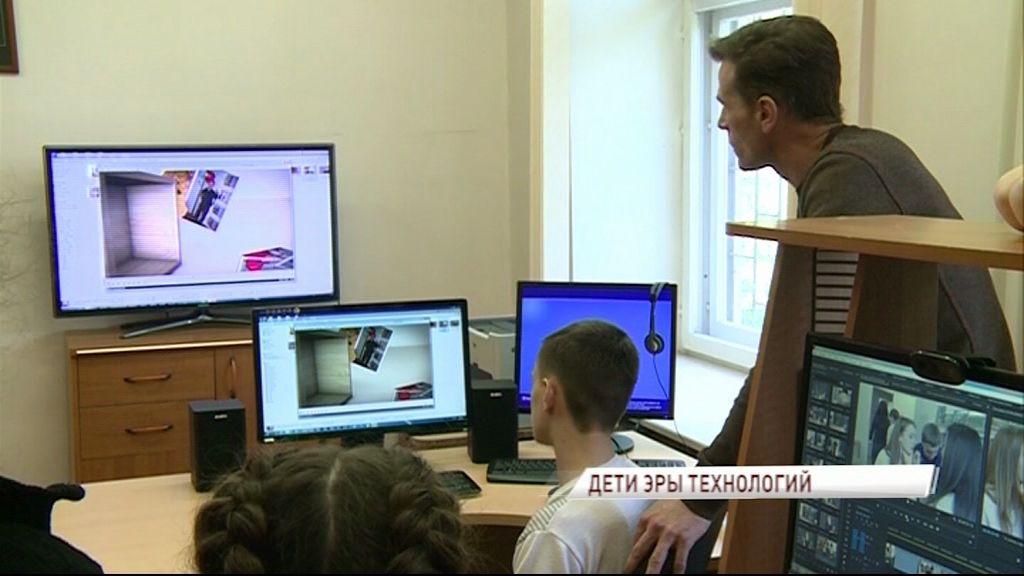 В детском доме «Солнечный» растят талантливых интернет-специалистов
