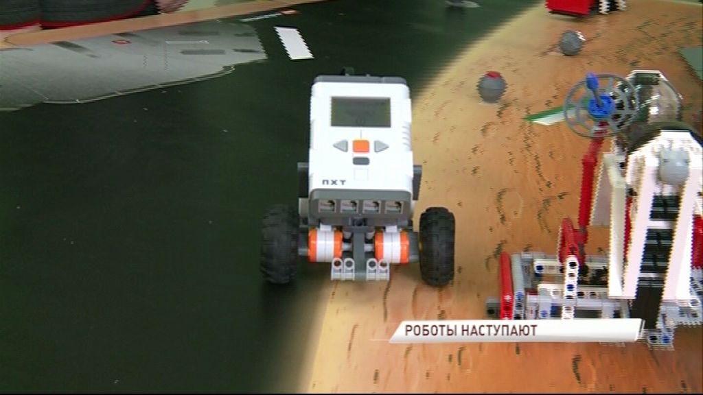 Фестиваль «Роботикон»: роботы, программы и новые технологии