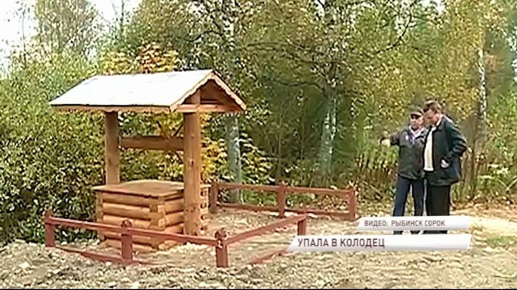 В Рыбинском районе в семиметровый колодец провалилась 84-летняя пенсионерка