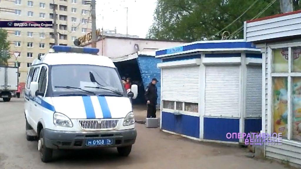В Дзержинском районе ограблен газетный киоск