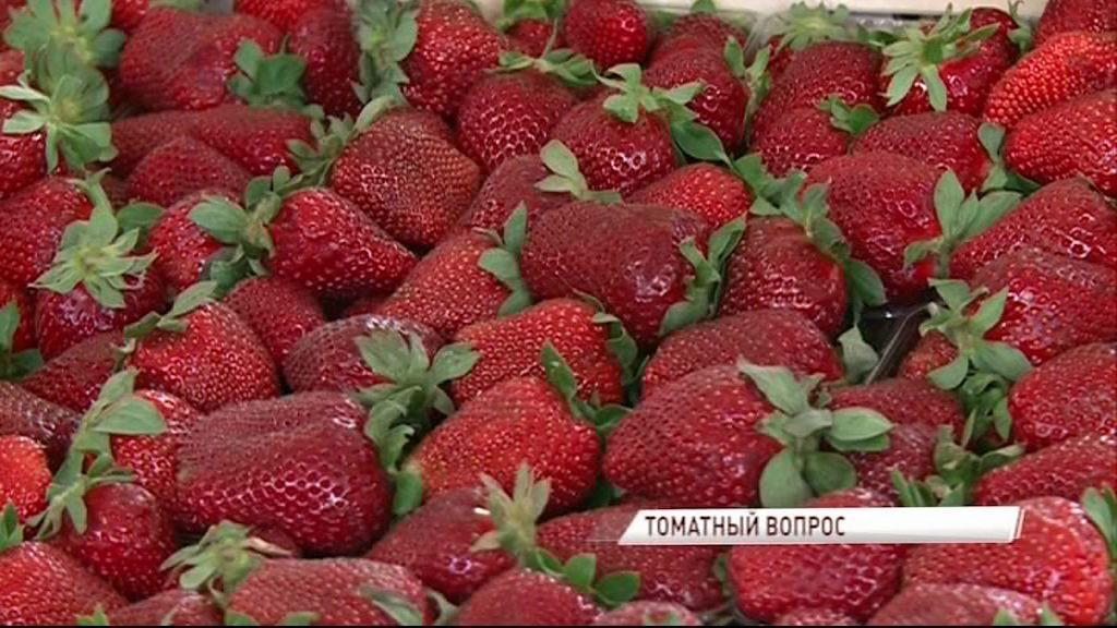 Клубника, виноград, груши и огурцы из Турции вернутся в российские магазины