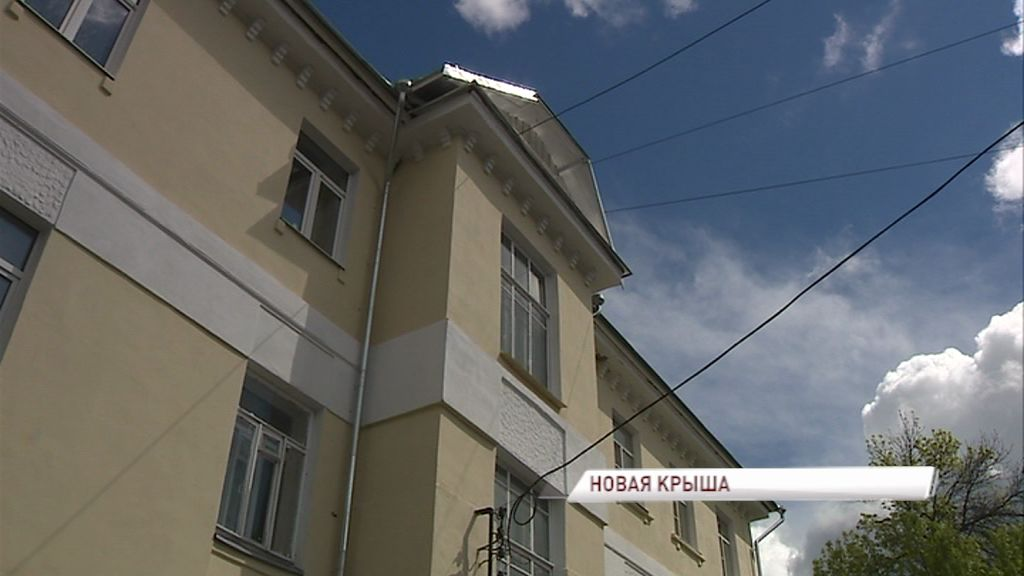В Ярославле начался масштабный ремонт объектов культурного наследия