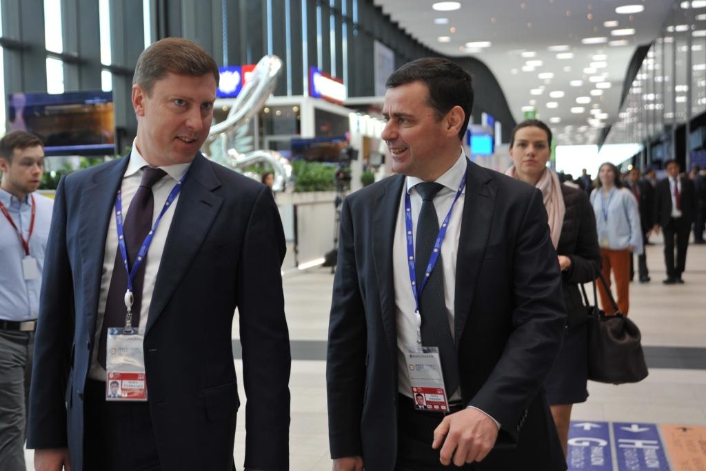 Дмитрий Степаненко: Бизнес-партнерами Ярославской области могут стать Китай, Сенегал и Куба