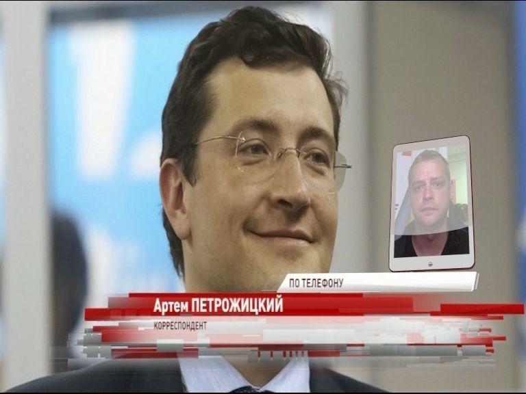 Первый заместитель министра промышленности и торговли РФ прибыл в Ярославскую область