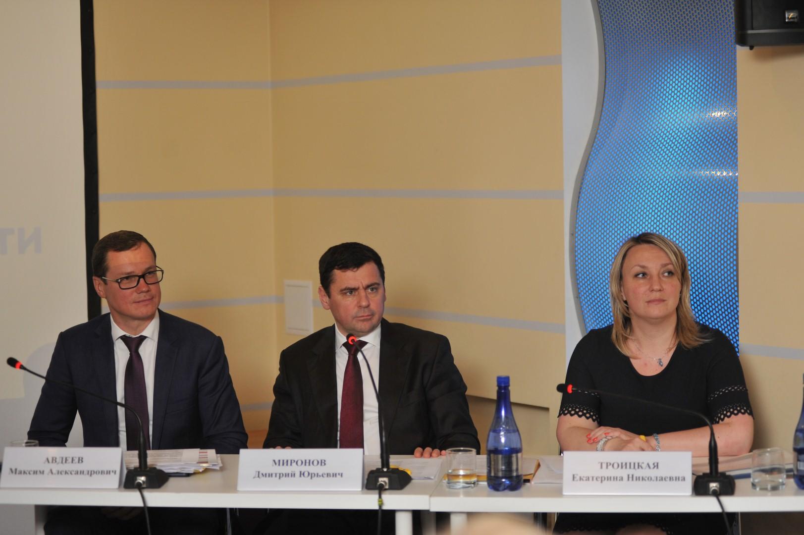 На Губернаторском совете подписаны соглашения по развитию туристической отрасли