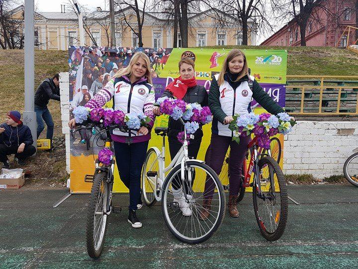 В День России ярославцы смогут выиграть велосипеды