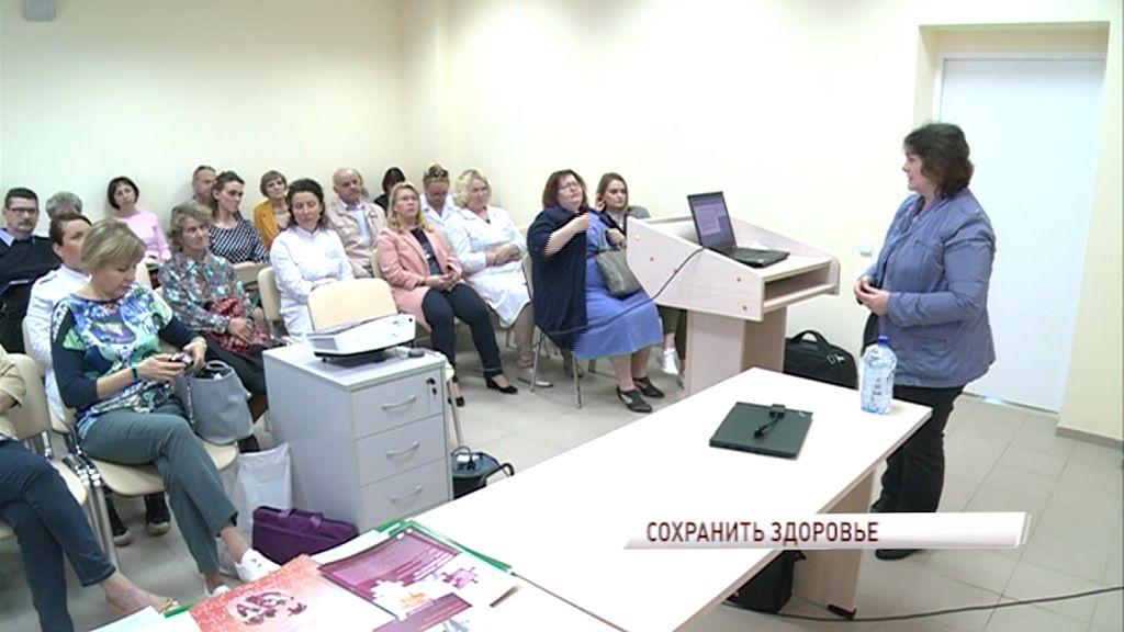 Проект «Здоровое лето» помог жителям Ростова выявить и устранить проблемы со здоровьем