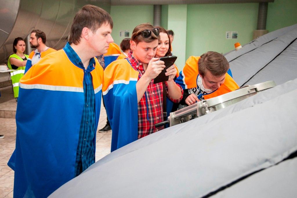 Ярославцам раскрыли тайну приготовления пенного напитка