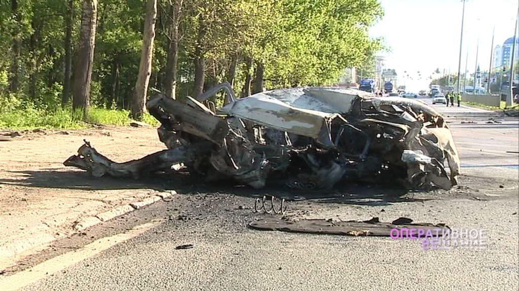 Новые подробности смертельного ДТП при выезде из Ярославля: подозреваемый уже садился пьяным за руль