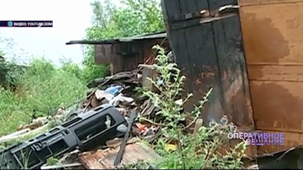 В Рыбинске стали полыхать гаражи в кооперативах