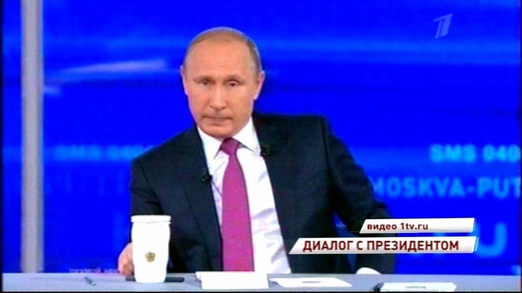 Владимир Путин назвал того, кто может стать его преемником
