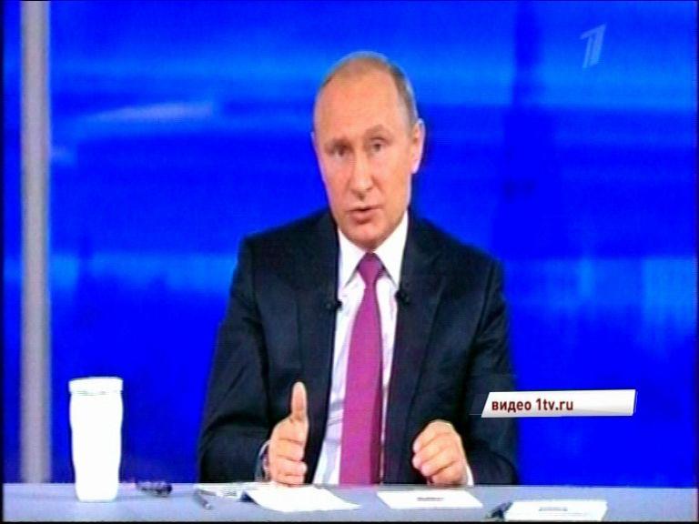 Владимир Путин ответил на вопросы россиян: итоги «прямой линии» с президентом