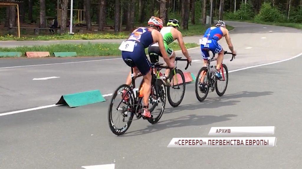 Братья из Рыбинска стали серебряными призерами первенства Европы по триатлону