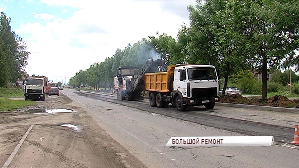 Депутаты проверили качество ремонта дорог и вынесли вердикт