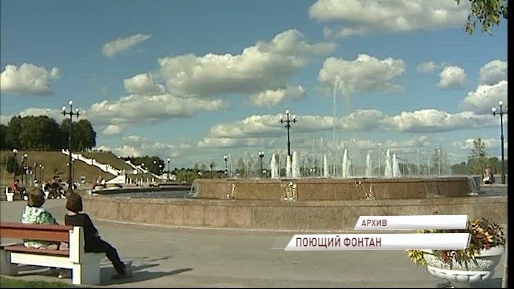 В августе на площади Юности появится уникальный пешеходный светомузыкальный фонтан