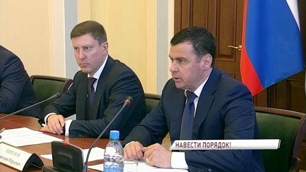 Дмитрий Миронов раскритиковал внешний вид Ярославля:«Фасады грязные, закопченные, стекла не мытые»