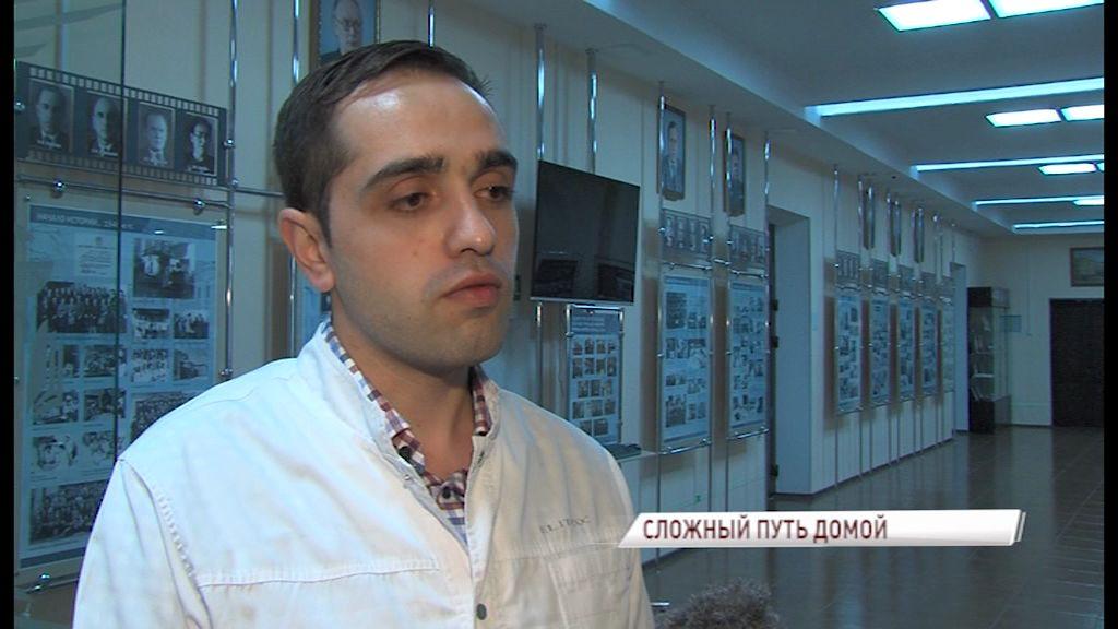 Сириец-медик после окончания учебы в Ярославле собирается спасать людей в Алеппо