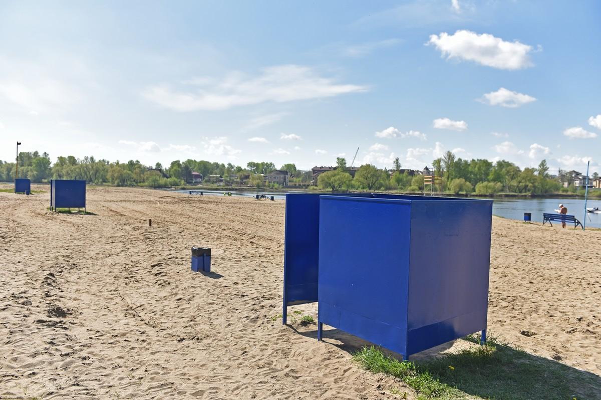 На ярославских пляжах запретили купаться