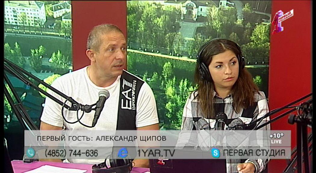 Александр Щипов - о подготовке к прыжку с парашютом