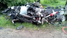 В Рыбинске погиб водитель «Мерседеса»