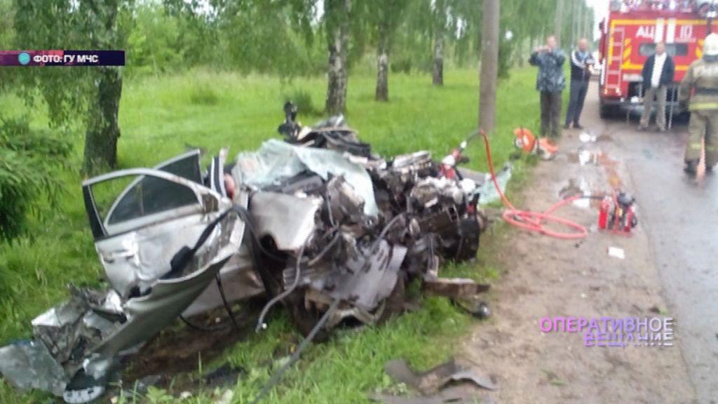 За выходные в Ярославской области произошло ряд серьезных ДТП: есть погибшие