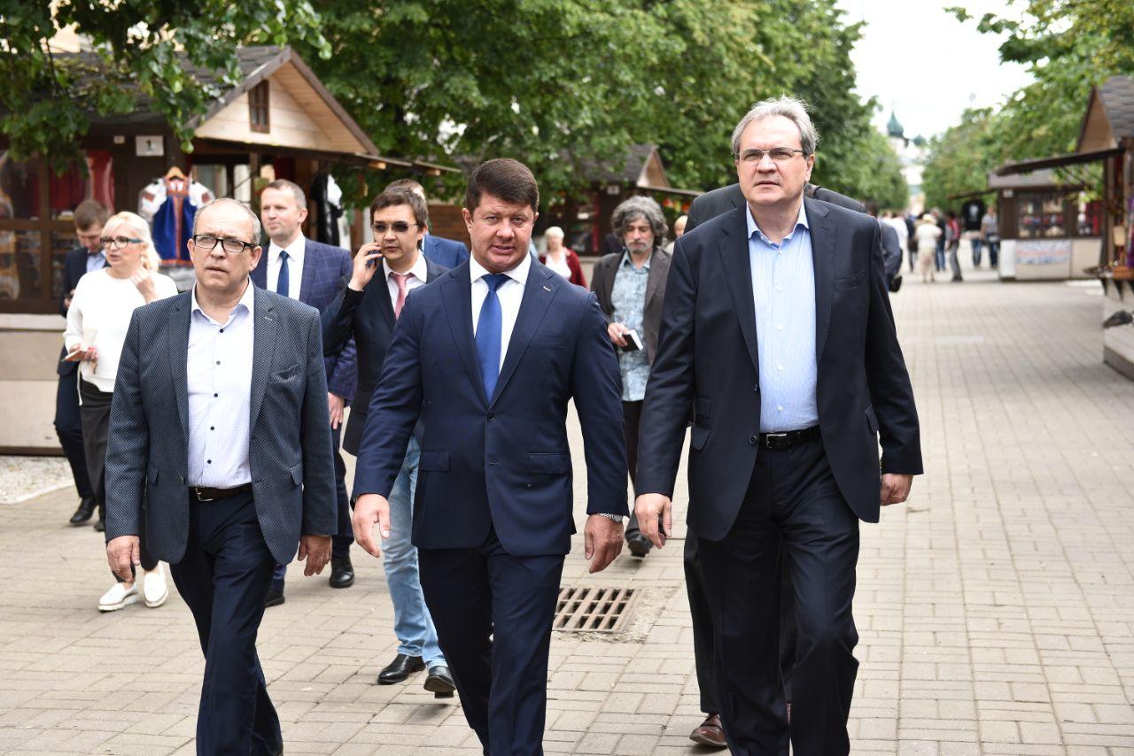 В Ярославле создадут Городской общественный совет
