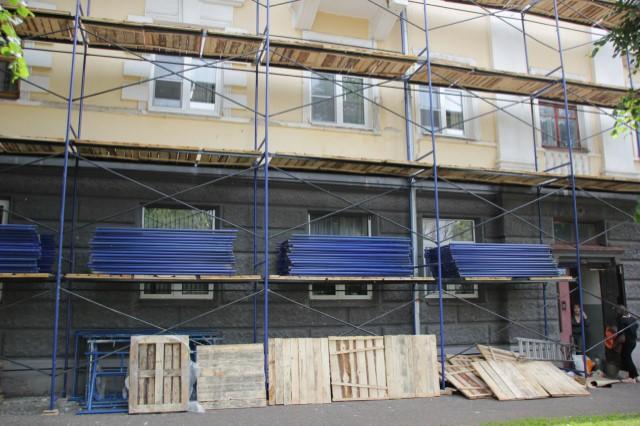 В Ярославле отремонтируют 12 домов в зоне ЮНЕСКО