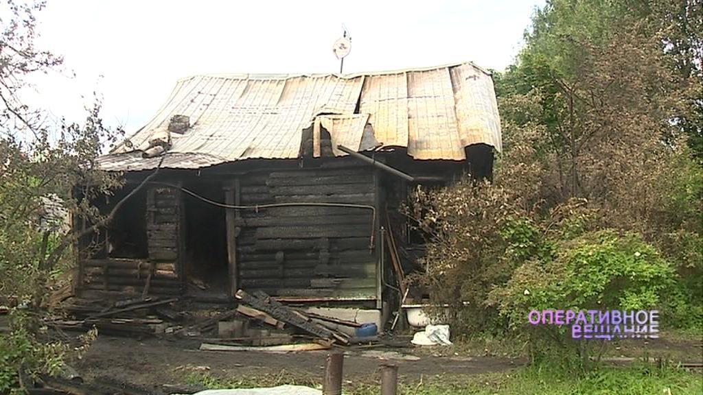 Трагедия на Суздалке: В огне погибла женщина, спасая семью с двумя маленькими детьми