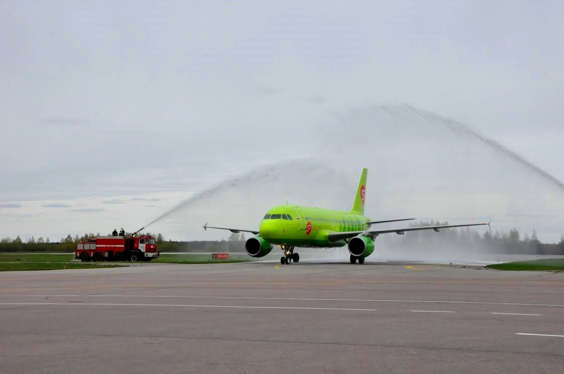 Пассажиропоток аэропорта «Туношна» вырос на 62 процента