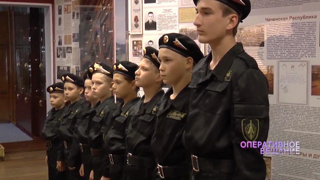 Областные полицейские приняли в свои ряды воспитанников по линии наркоконтроля