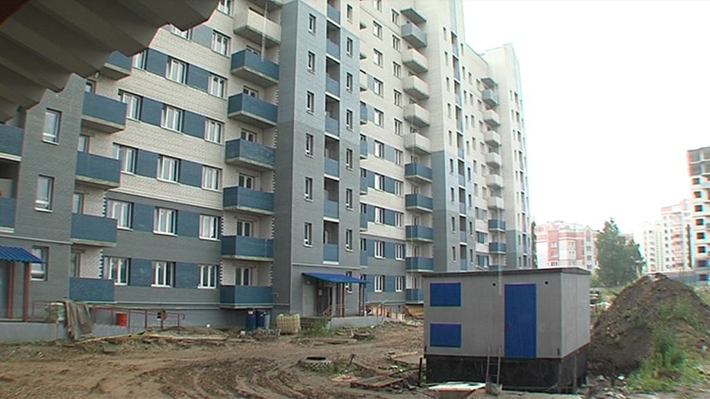 Спустя три года ожидания дольщики получат квартиры