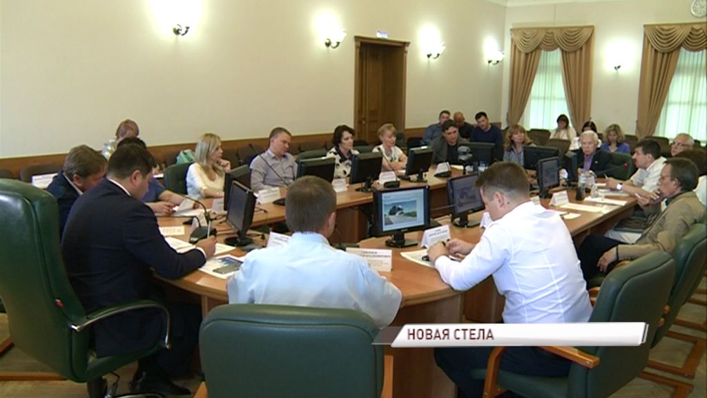 Стеллу при въезде в Ярославль обновят