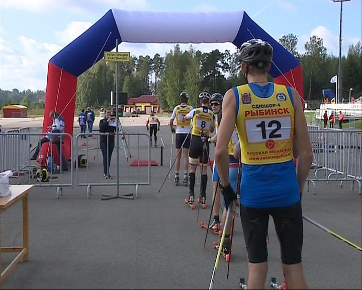 Ярославские лыжероллеры взяли медали на чемпионате России