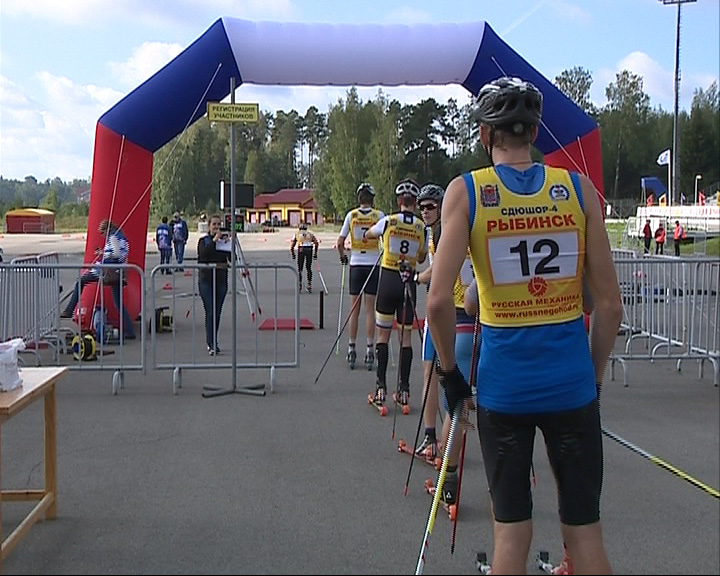Светлана Николаева стала чемпионкой России по лыжероллерам в гонке преследования
