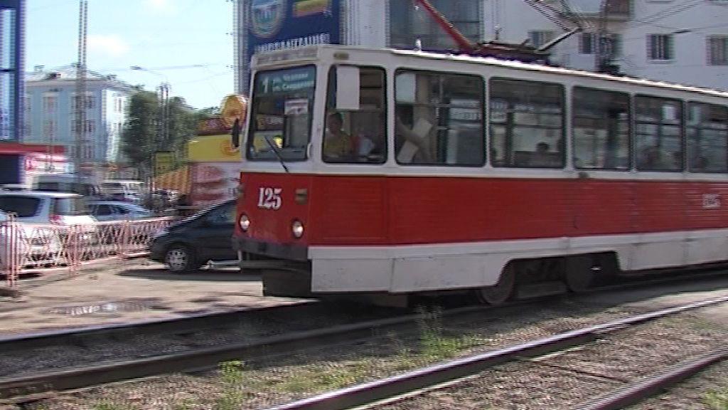 В Ярославле 22 июля изменится движение трамваев