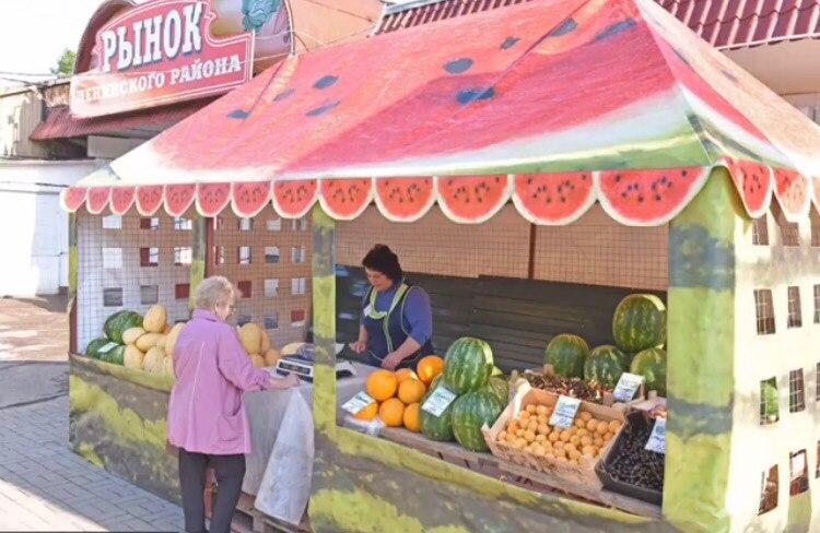 Мэр города рассказал, где купить качественные и свежие фрукты